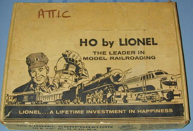 Lionel HO 5700A